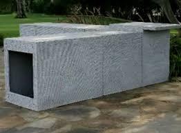 Eldorado Outdoor Fireplace by Eldorado Modular Outdoor Kitchens Landscaping Network