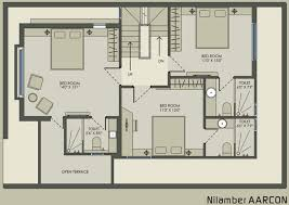 2500 sq ft 4 bhk 4t villa for sale in nilamber group aarcon bhayli
