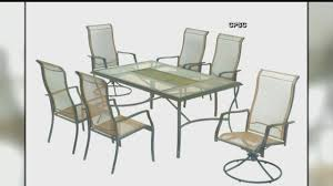 Patio Furniture At Home Depot - swivel patio chairs sold at home depot recalled for fall hazard
