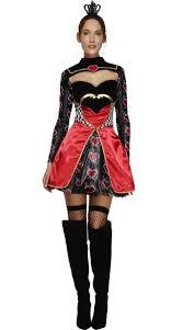 Halloween Costumes Alice Wonderland Queen Hearts Costume Alice Wonderland Costume Evil Queen