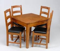Extendable Dining Table And 4 Chairs Kitchen Chairs Extending Kitchen Table And Chairs