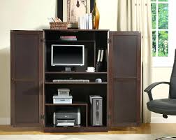 Modern Computer Armoire Modern Office Armoire Home Design Ideas And Pictures
