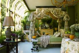 Green Conservatory Ideas  Terrys Fabricss Blog - Conservatory interior design ideas