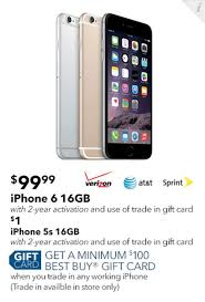best buy black friday deals on phones top 5 best black friday 2014 iphone 6 deals