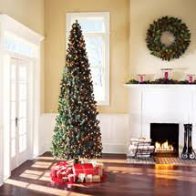 ideas 9 foot artificial tree walmart michigan slim