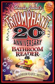 Uncle John Bathroom Reader Uncle Johns Bathroom Reader Shelf
