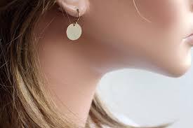 earrings everyday gold dot earrings simple earrings inspired