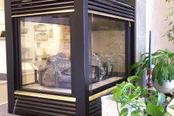 Fireplace Glass Replacement by Stove U0026 Fireplace Glass In Minneapolis Mn Tempered Glass