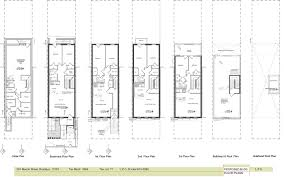 Brooklyn Brownstone Floor Plans by Details Hamper Approval Of New Home At 361 Macon Street Bed Stuy