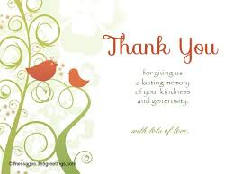 online thank you cards a thank you ecard to send to someone for remembering your