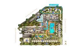 site plan siteplan aerium apartment taman permata buana