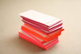 letterpress business cards on sale