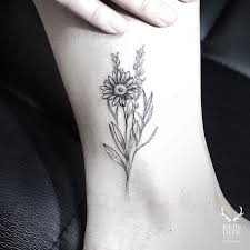 Flower Tattoos On - best 25 flower tattoos ideas on ideas