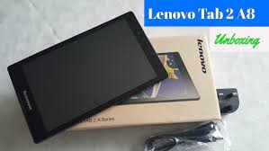 lenovo tab 2 a8 50f a series unboxing youtube