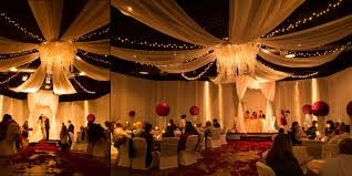 Ceiling Draping For Weddings Ceiling Draping Voile Fabric You Don U0027t Need The Ring Kit