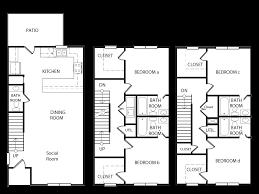 cloverhurst 4 bedroom townhome