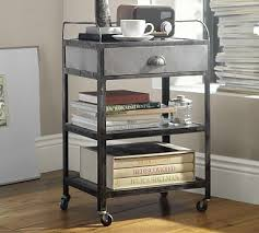 wonderful metal nightstands with drawers traditional iron