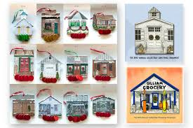 annual christmas ornament edgewood heritage festival