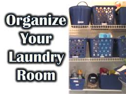 cheap laundry room organization dollar tree youtube