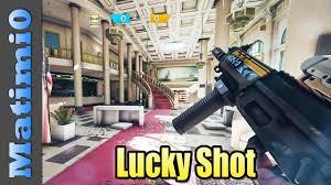 stupid lucky shot rainbow six siege youtube