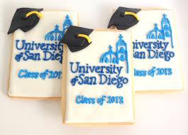 graduation cookies baby bea s bakeshop usd grad cookies baby bea s bakeshop