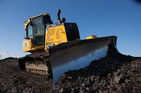 how to set up and operate a dozer using gps blade control video
