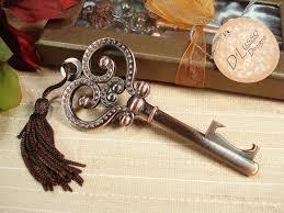 key bottle opener wedding favors wedding favors skeleton key bottle opener from 0 35 hotref