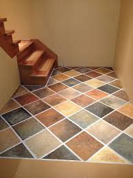 Best Tile For Basement Concrete Floor by 69 Best Basement Finish Ideas Images On Pinterest Basement