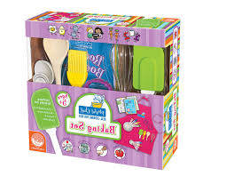 Kitchen Sets For Girls Kids Baking Set For Children Play Kitchen Pretend Cooking Baking