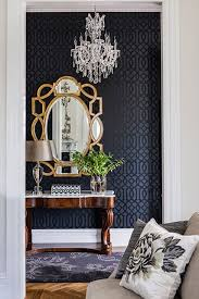 Wallpaper Designs For Dining Room by Best 25 Navy Wallpaper Ideas Only On Pinterest Indigo Walls