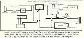 basic wiring for your bike start here the jockey journal board