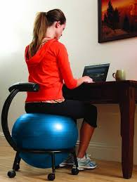 17 best balance ball chairs for sitting behind a desk u2013 vurni