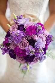 Wedding Flowers For The Bride - best 25 purple wedding bouquets ideas on pinterest purple