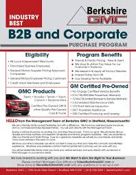 berkshire gmc inc sheffield ma 01257