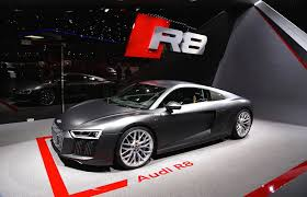 second generation audi r8 audi to forgo v 8 in second r8 in favor of five cylinder
