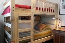 Bunk Beds AffordableRustic Furniture Reclaimed Wood Bunk Beds - Rustic wood bunk beds