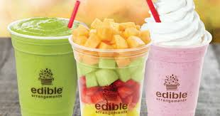 edible attangements edible arrangements 99 smoothies froyo fruit salads