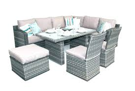 indoor wicker dining table wicker dining chairs round dining table with modern wicker dining