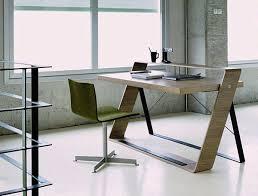 Modern Home Desks Cheap Modern Desks For Home With Walnut Modern Office Desk Topup