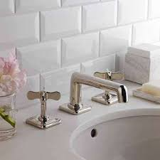 waterworks kitchen faucet waterworks studio sink faucets tub fillers showers yliving