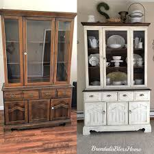 Hutch Bar And Kitchen Best 25 Repurposed China Cabinet Ideas On Pinterest China