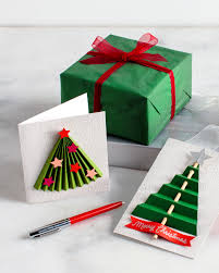 diy 3 d christmas tree cards paper trees christmas cards and cards