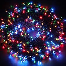 indoor christmas window lights excelvan fairy string lights 328ft 500 leds 8 modes outdoor indoor