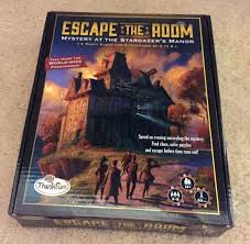 thinkfun escape the room mystery at the stargazer u0027s manor