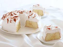 tres leches cake with dulce de leche frosting recipe food
