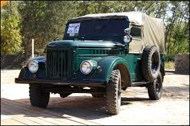 gaz 69 off road need for speed ussr style seven legendary cars made in soviet