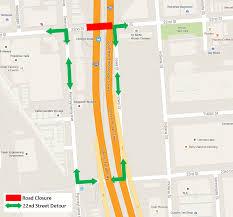 San Francisco Street Parking Map by San Francisco Roadway Bridges Project