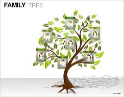 free editable family tree template powerpoint 7 powerpoint family