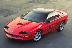 chevrolet camaro 1996 1996 chevrolet camaro pictures history value research