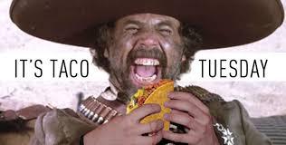 Taco Tuesday Meme - taco tuesday in 14 memes the grasshopper